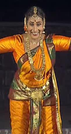 lovely senior dancer